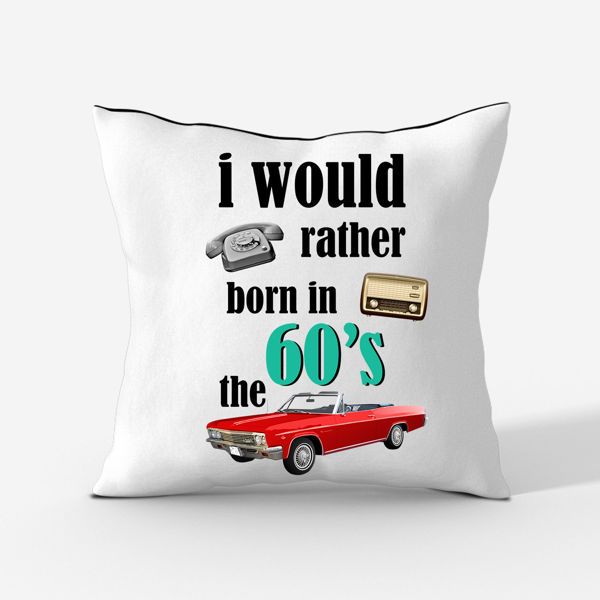 Picture of The 60's Cushion