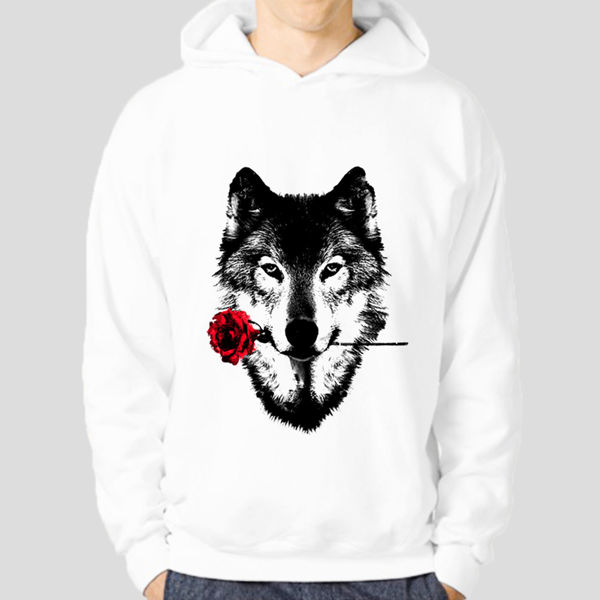 Picture of Wolf Hoodie