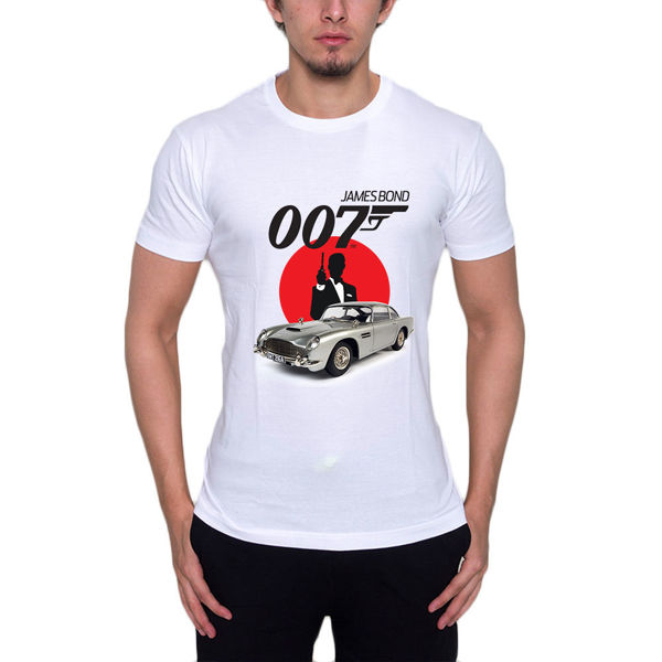 Picture of James Bond 007 T-Shirt