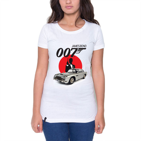 Picture of James Bond 007 Female T-Shirt