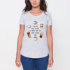Picture of Coffee Start a Day Female T-Shirt