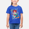 Picture of Ariel princess Girl T-Shirt
