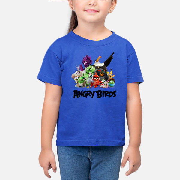 Picture of Angery Birds Girl T-Shirt
