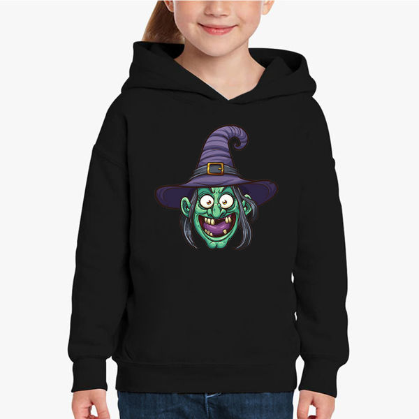 Picture of Evil Wich Girl Hoodie