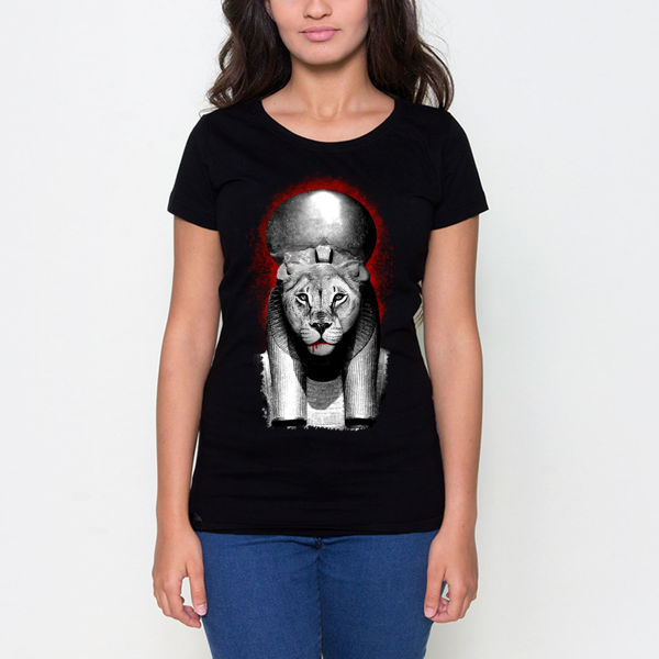 Picture of Sekhmet Female T-shirt