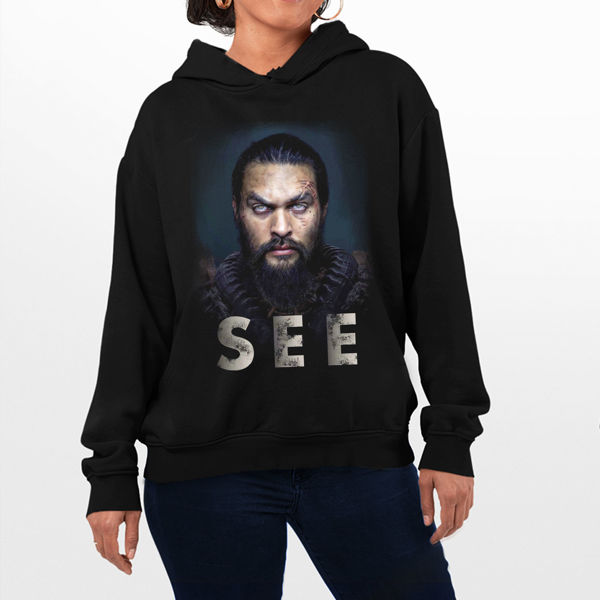Picture of Baba Voss Female Hoodie