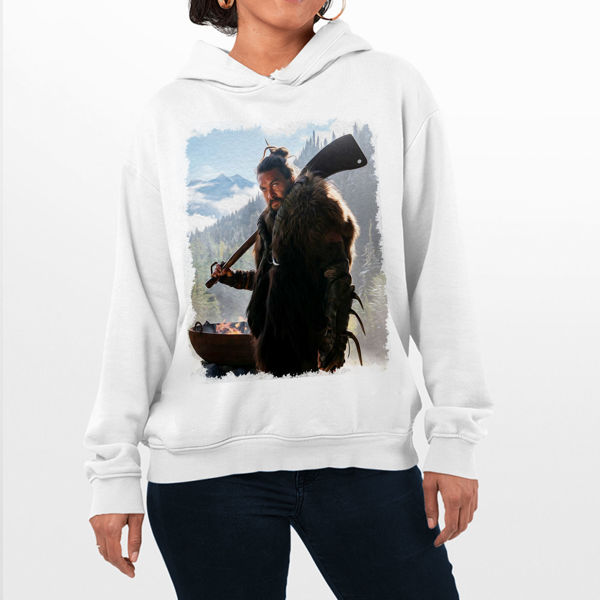 Picture of Baba Voss and Cleaver Female Hoodie