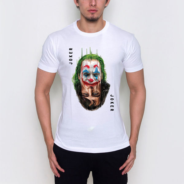 Picture of Joker 2 Faces T-Shirt