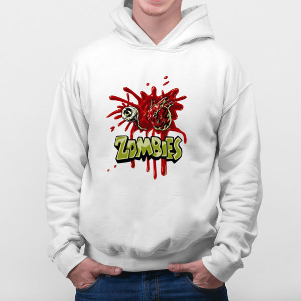 Picture of Zombies hoodie