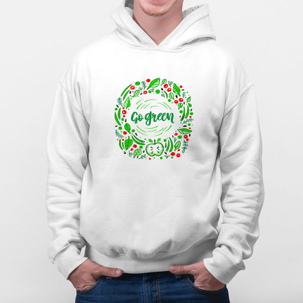 Picture of Go Green Hoodie