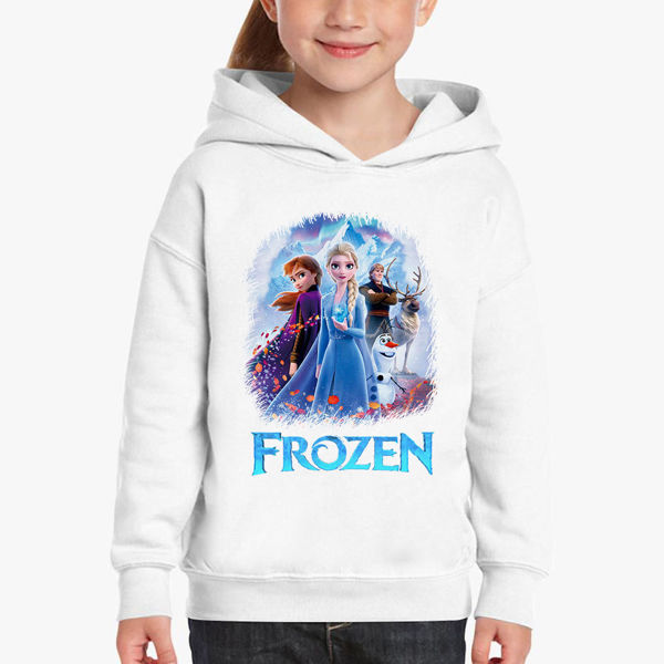 Picture of Frozen Girl Hoodie