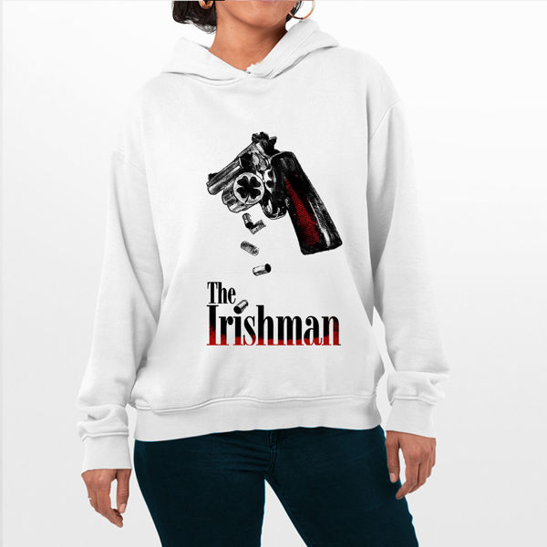 Picture of The gun Female Hoodie