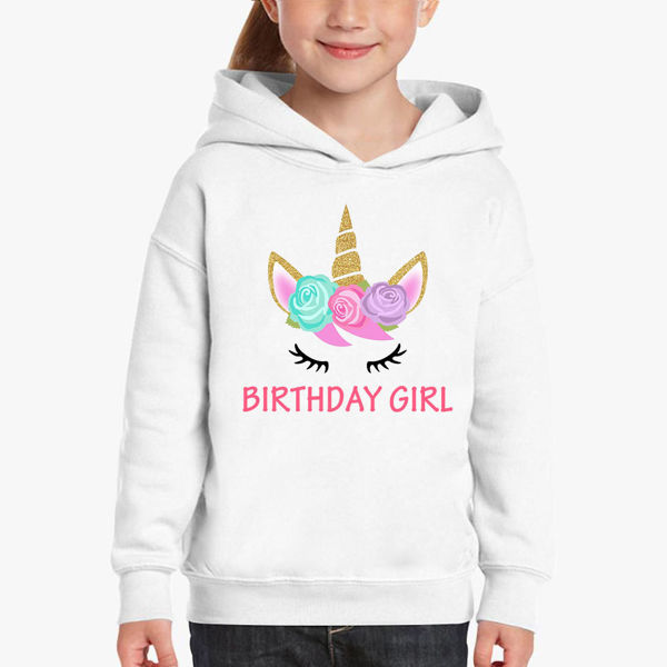Picture of Birthday girl Hoodie