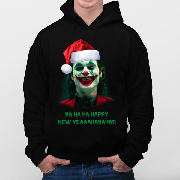 Picture of Joker New Year Hoodie