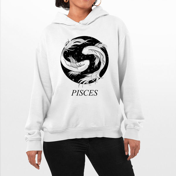 Picture of Pisces Female Hoodie