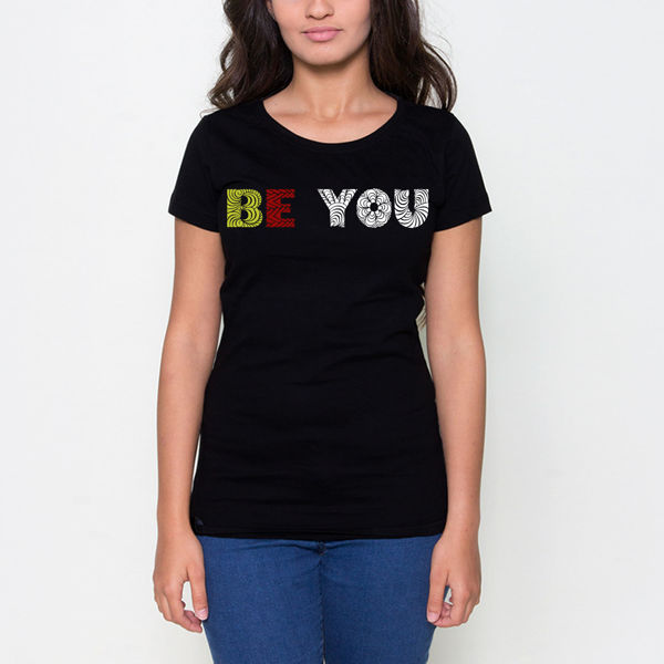 Picture of Be You Female t-shirt