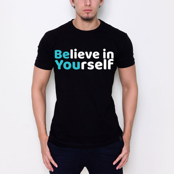 Picture of Believe in Yourself T-Shirt