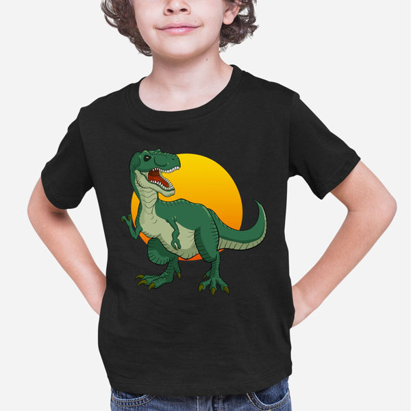 Picture of Dinosaur Boy T-Shirt