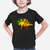 Picture of Colorful Dinosaur Boy T-Shirt