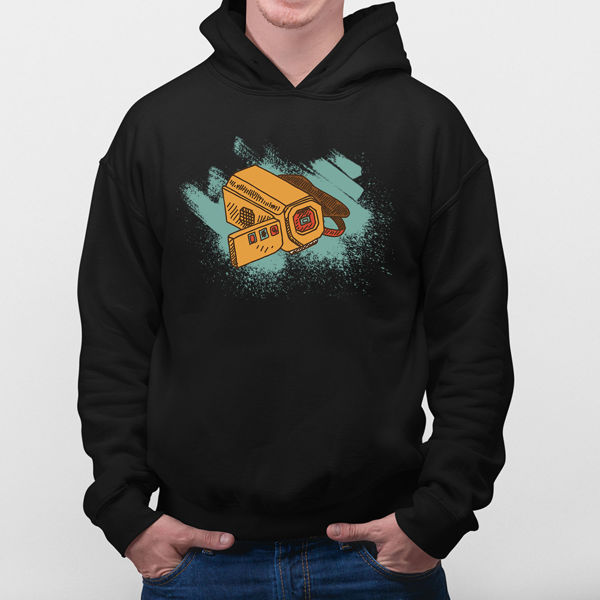 Picture of Camera Hoodie