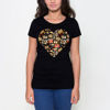 Picture of Heart of Nostaliga Female T-Shirt