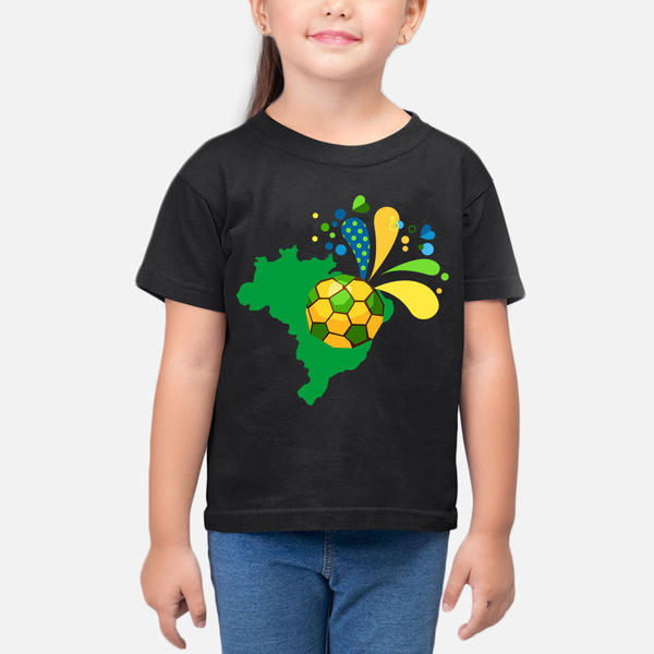 Picture of Brazil Girl T-Shirt