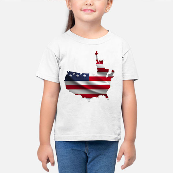 Picture of America Girl T-Shirt