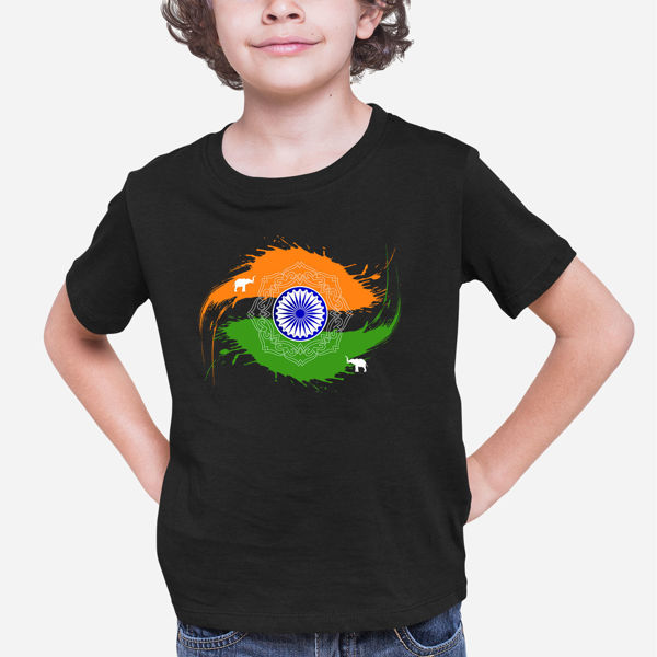 Picture of India Boy T-Shirt