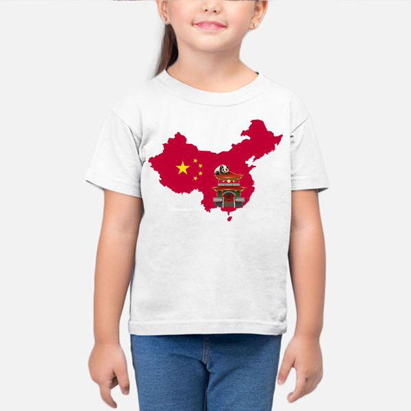Picture of China Girl T-Shirt