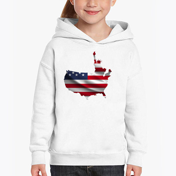 Picture of America Girl Hoodie