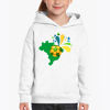Picture of BRAZIL Girl Hoodie