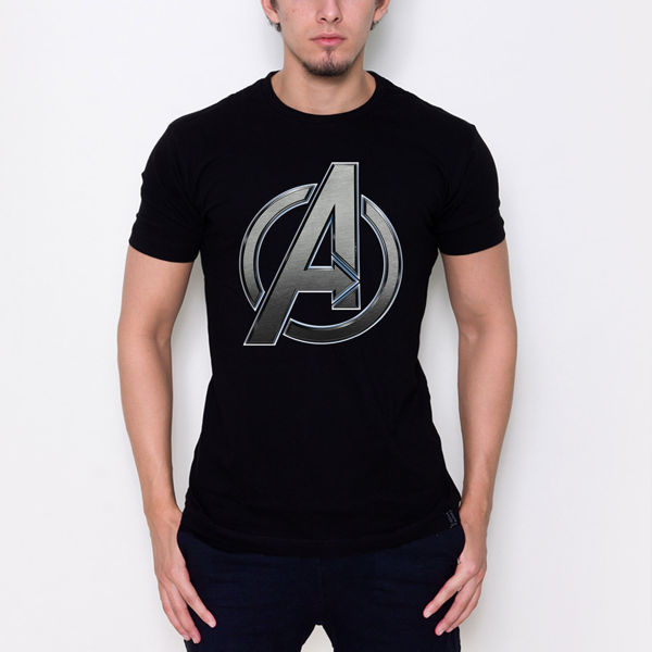 Picture of Avengers logo T-Shirt