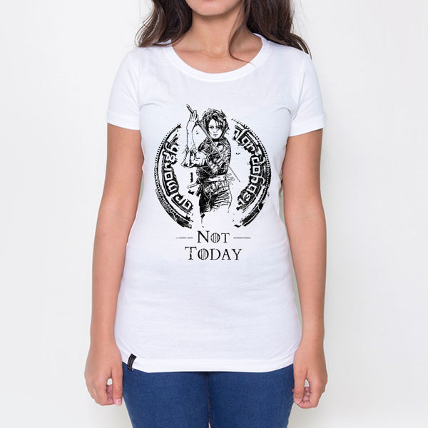 Picture of Not today Female T-Shirt