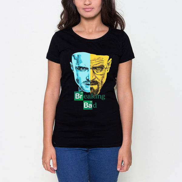 Picture of BREAKING BAD  Female T-Shirt