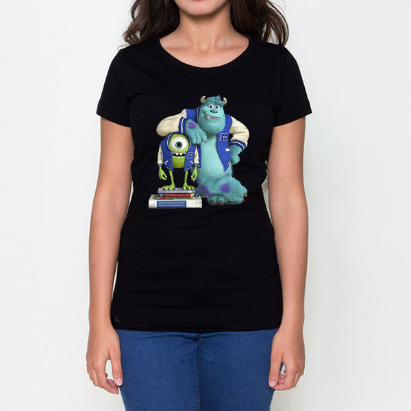 Picture of Monsters university Female T-Shirt