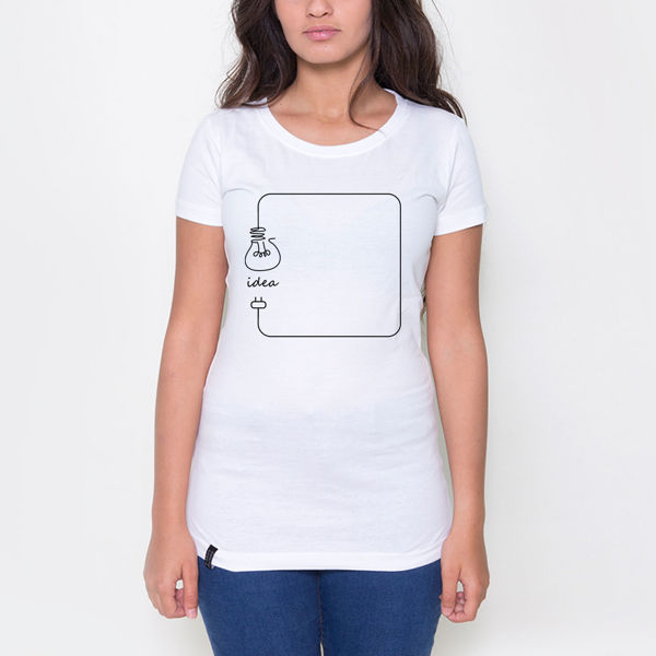 Picture of Idea Female T-Shirt