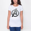 Picture of Avengers logo Female T-Shirt