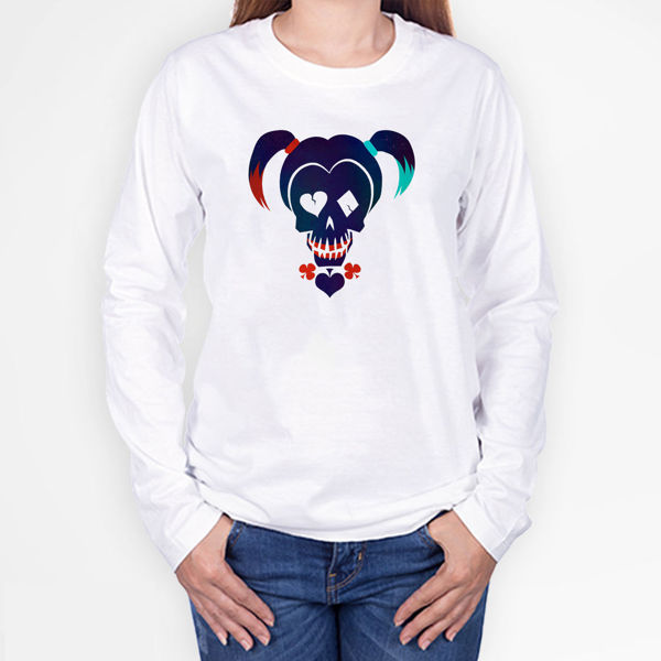 Picture of Harley vector Female T-Shirt