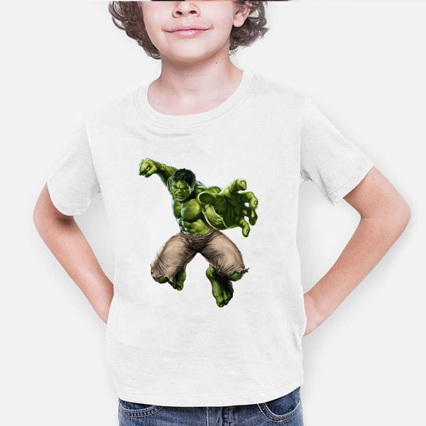 Picture of HULK Boy T-Shirt