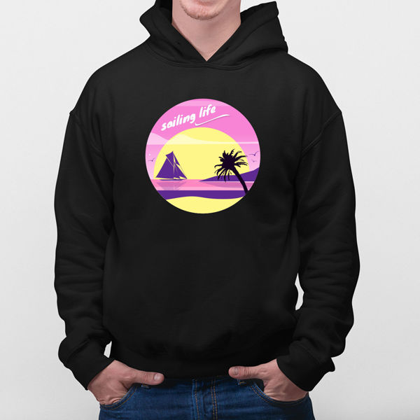 Picture of Sailing Life Hoodie
