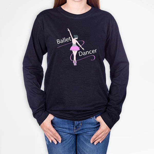 Picture of Ballet Dancer T-Shirt