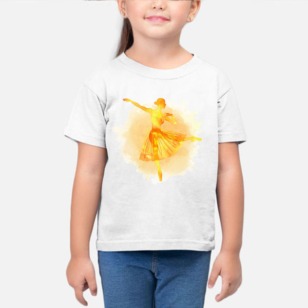 Picture of Ballet Girl T-Shirt