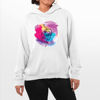 Picture of Colours Ballerina Female Hoodie