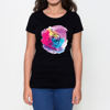 Picture of Colours Ballerina Female T-Shirt