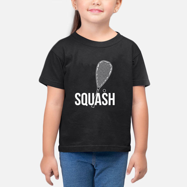 Picture of Squash Girl T-Shirt