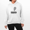 Picture of Squash Female Hoodie