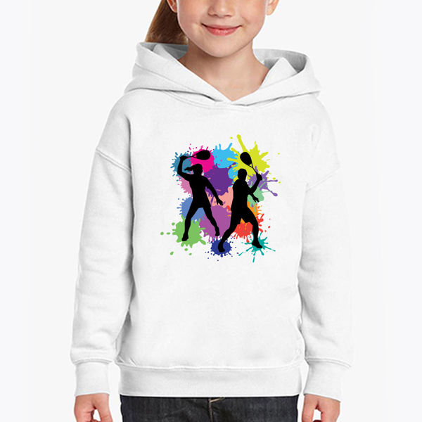 Picture of Squash Team Girl Hoodie