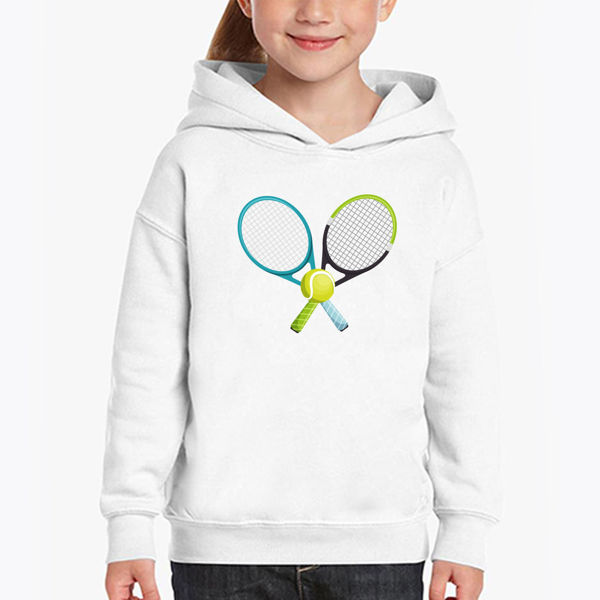 Picture of Tennis Ball Girl Hoodie