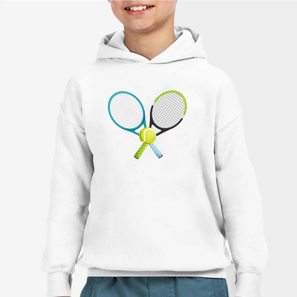 Picture of Tennis Ball Boy Hoodie