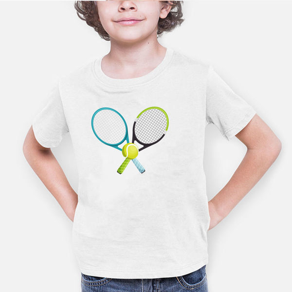 Picture of Tennis Ball Boy T-Shirt